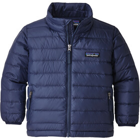 Patagonia Down Sweater Kids classic navy
